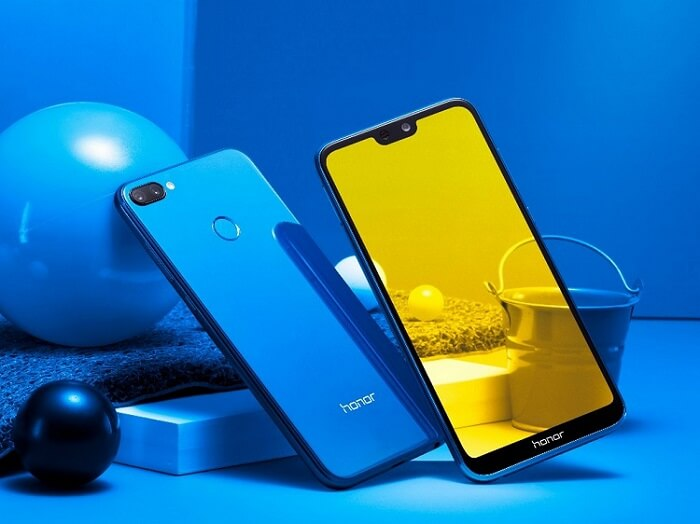 android 9 update for honor 9 lite