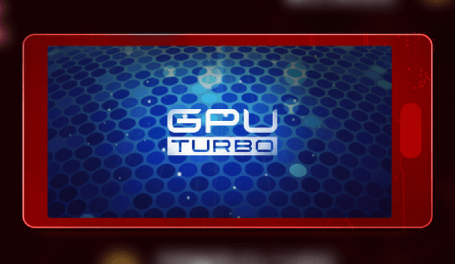 Huawei Honor GPU Turbo Technology