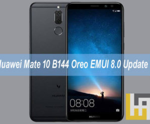 Huawei Mate 10 Android 8.0 Oreo EMUI 8.0 firmware download