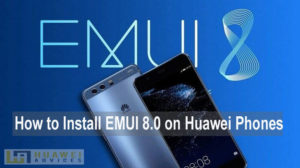 Install EMUI 8.0 on Huawei Honor phones