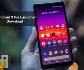 Android 9 Pie Launcher APK Download