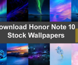 Honor Note 10 Stock Wallpapers Download