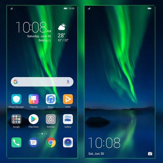 Download Honor 8X Themes