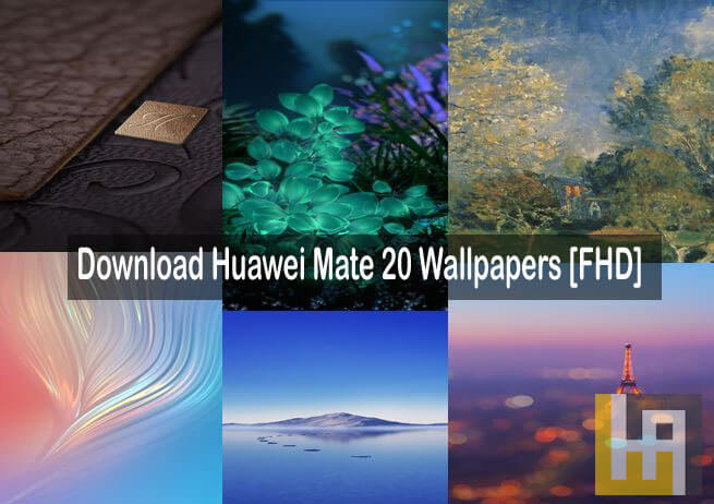 Huawei Mate 20 Wallpapers download hd