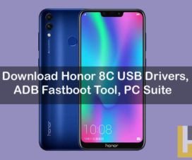 Honor 8C USB Drivers PC Suite download