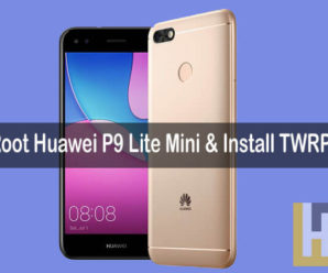 How to Root Huawei P9 Lite Mini and install TWRP Recovery | Huawei