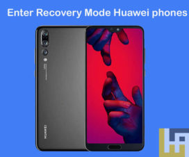 Software Install Failed Huawei P Smart
