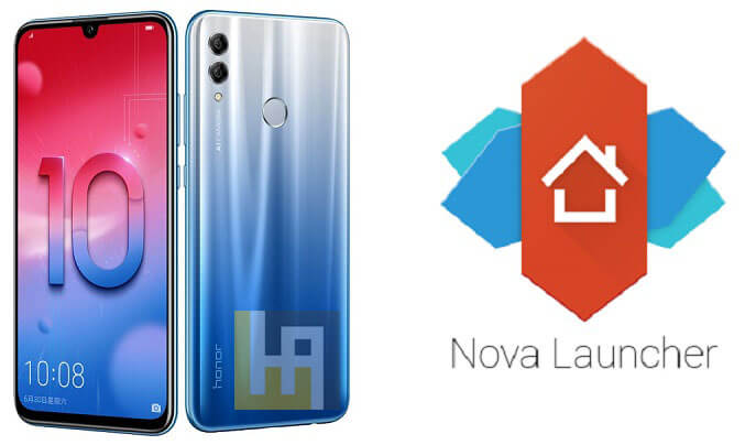 Nova Launcher for Huawei