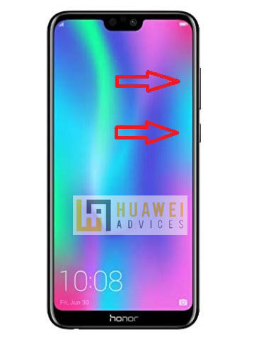 Recovery Mode Huawei Honor phones