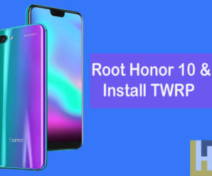 Root Honor 10 & Install TWRP Recovery