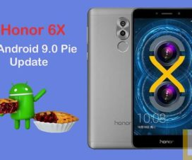 Download and Install Android 9 0 Pie Update on Honor 7X