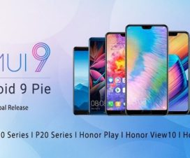 EMUI 9 Update for Huawei Honor