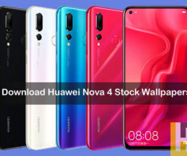 Huawei Nova 4 wallpapers FHD download