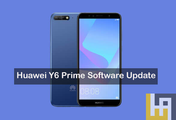 Huawei Y6 Prime Firmare Update download