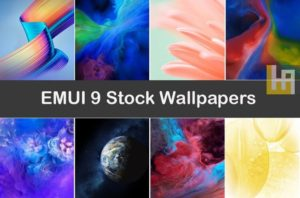 EMUI 9 Wallpapers download for Huawei