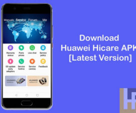 HiCare APK download for Huawei