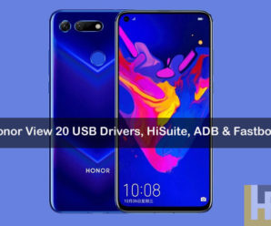 Honor View 20 USB Drivers HiSuite ADB Fastboot