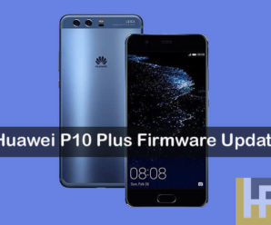 Huawei P10 Plus Firmware Update