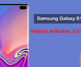 Galaxy S10 Ringtones