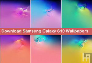 Galaxy S10 Wallpapers