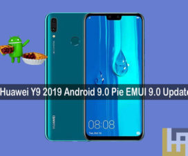 Android 8 0 Oreo EMUI 8 0 update for Huawei P10 Lite and