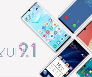 EMUI 9.1 Features Release date downloads