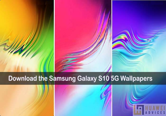 Download The Samsung Galaxy S10 5g Wallpapers Huawei Advices