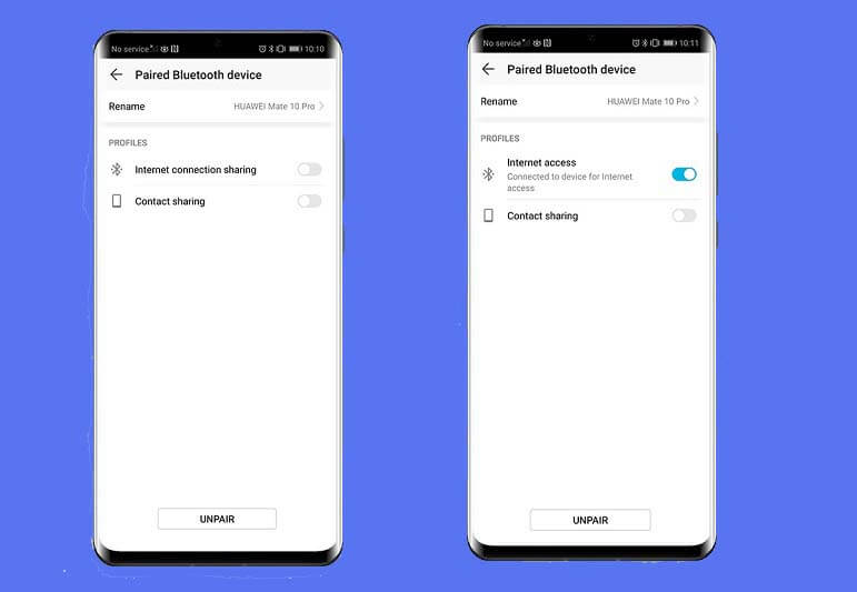 EMUI Tips] How to Share Mobile Data with other phones via