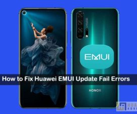 How to Enable Developer Options and USB Debugging on Huawei Mate 20