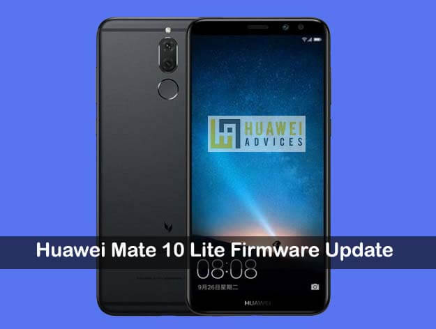 Download Update] Huawei Mate 10 Lite gets May 2019 Security