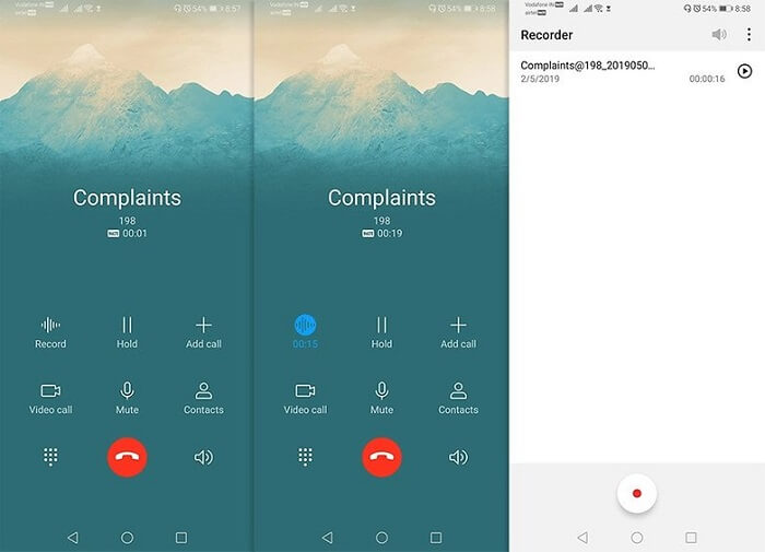 Download Call Recorder APK for Huawei/Honor EMUI 9 devices