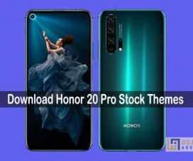 Download Huawei Mate 20 EMUI 9 0 Themes for Huawei and Honor Devices