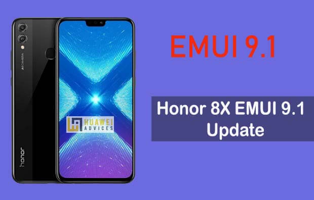 Honor 8X EMUI 9 1 update coming in August 2019 | Huawei Advices