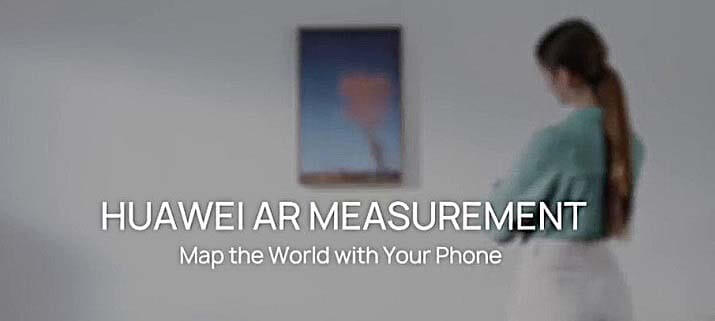 How To Use Huawei P30 Pro To Measure The Length Area Height And Volume Huawei Advices