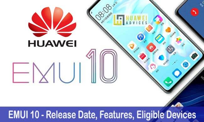 EMUI 10 Update for Huawei/Honor: Release Date, Features