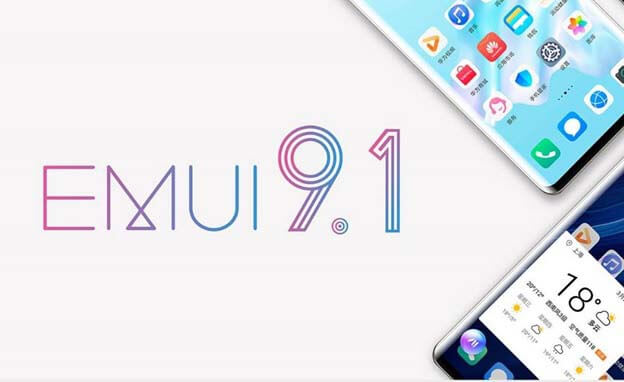 EMUI 9 1 is available to download for Huawei Mate 9, Mate 9