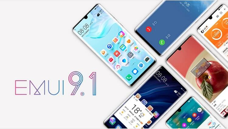 Download Huawei P20 Pro EMUI 9 1 update [CLT-L09, CLT-L29
