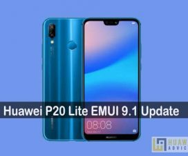 Latest EMUI 9 1 0 153 Firmware update for Huawei P30 Pro