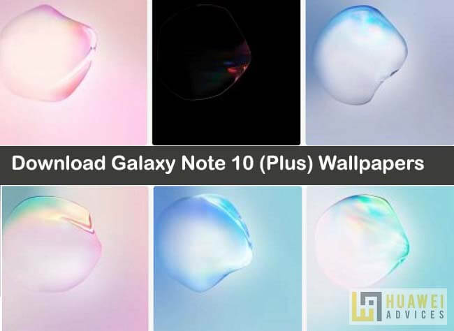 Galaxy Note 10 Wallpapers Live