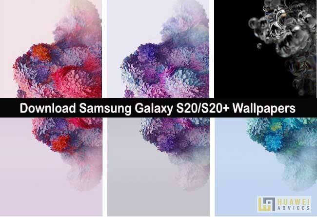 Download Samsung Galaxy S20 S20 Wallpapers Ringtones Live Wallpapers Huawei Advices